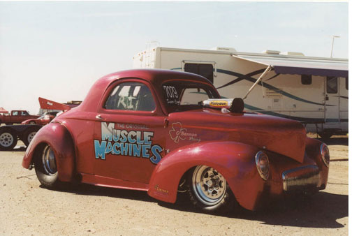 1940 Willys Hot Rod
