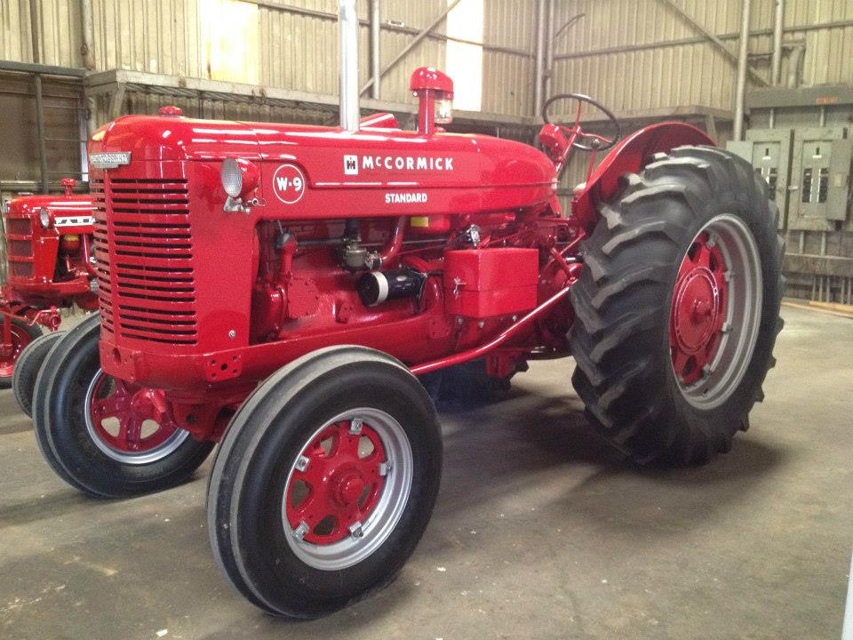1940's tractor